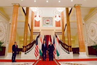 Palazzo Delle Nazioni - Tajikistan